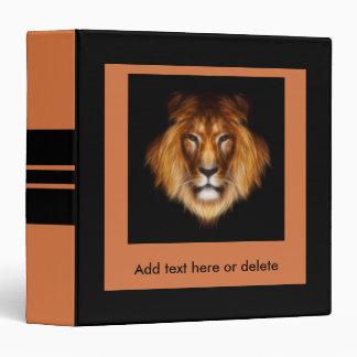 La carpeta del rey del león