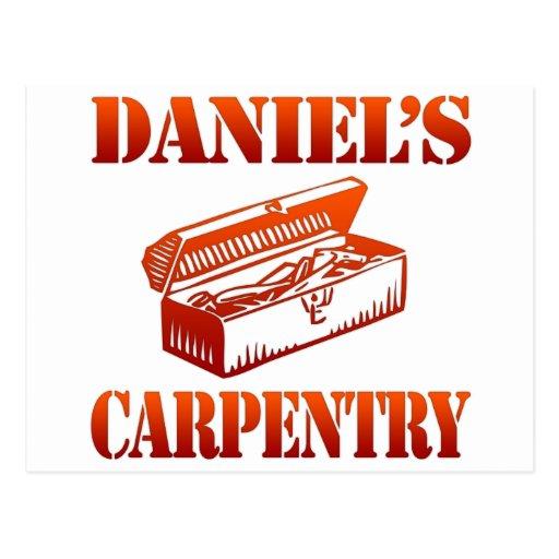 La carpintería de Daniel Postales