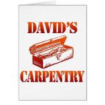 La carpintería de David Tarjeton