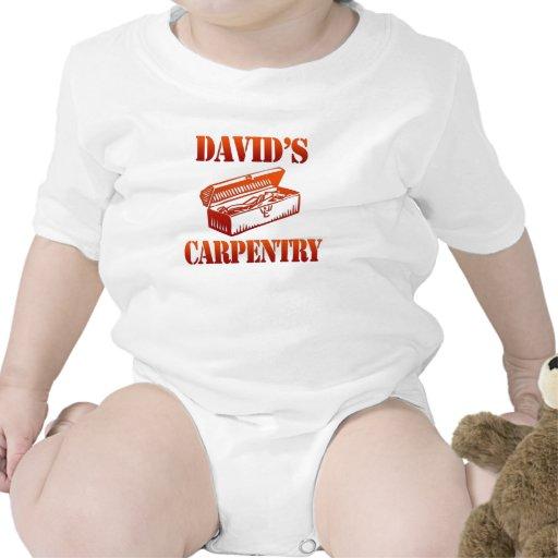 La carpintería de David Traje De Bebé