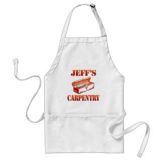 La carpintería de Jeff Delantal