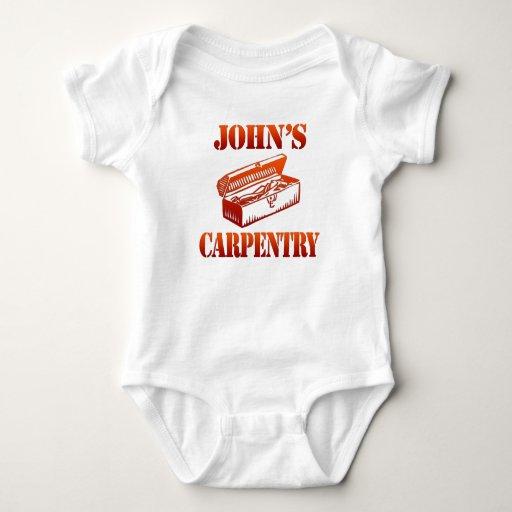 La carpintería de Juan T-shirts