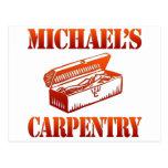 La carpintería de Michael Postal