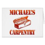 La carpintería de Michael Tarjeton