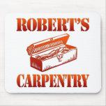 La carpintería de Roberto Tapetes De Ratones