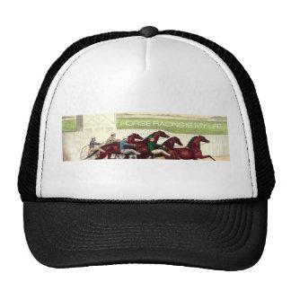 La carrera de caballos SUPERIOR es mi vida Gorro