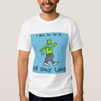 La carrera de día más larga 2013 - camiseta de polera