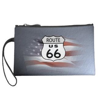 La carretera de América de la ruta 66