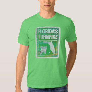 La carretera de peaje de la Florida Playera