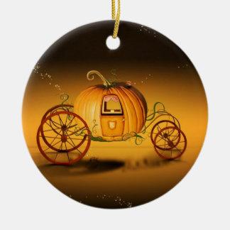 La carroza de Halloween -