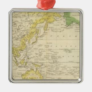 La carta de Mercator 2 Adorno Para Reyes