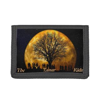La cartera lunar de los niños
