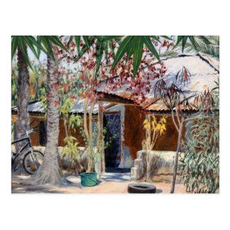 La casa 2005 de la samba postales