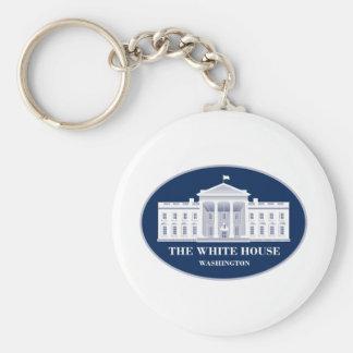 La Casa Blanca Llaveros Personalizados