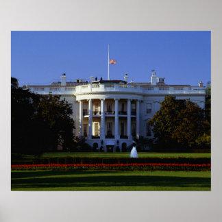 La Casa Blanca Poster