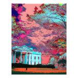 La Casa Blanca Plantilla De Membrete