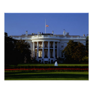La Casa Blanca Póster