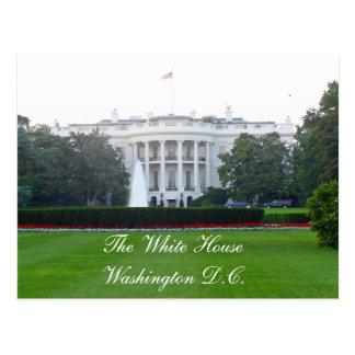 La Casa Blanca Tarjeta Postal