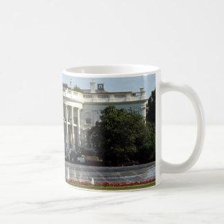 La Casa Blanca, Washington, C.C., los E.E.U.U. Taza