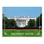 La Casa Blanca, Washington, C.C. Postales