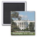 La Casa Blanca, Washington DC Imanes De Nevera