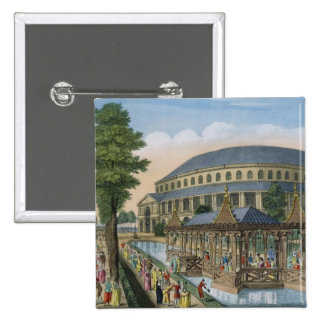 La casa china, el de la Rotonda y la compañía aden Pin