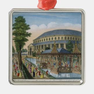 La casa china, el de la Rotonda y la compañía Ornamentos Para Reyes Magos