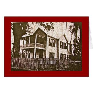 La casa de Bealy Tarjeta Pequeña