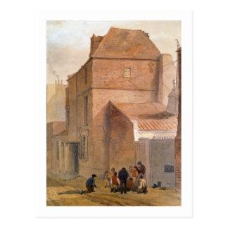 La casa de campo de Fawler, Islington, Londres Postales