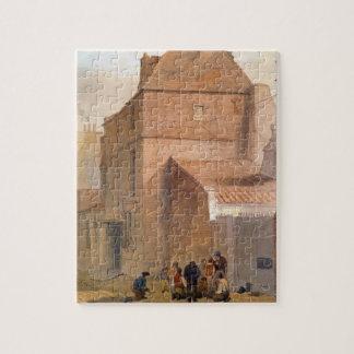 La casa de campo de Fawler, Islington, Londres (w/ Puzzle