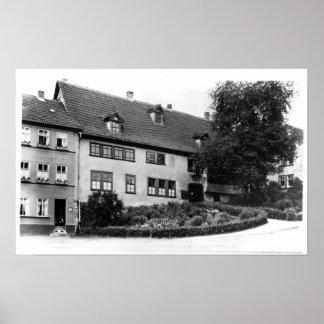La casa de Johann Sebastian Bach Impresiones