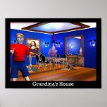 La casa de la abuela impresiones