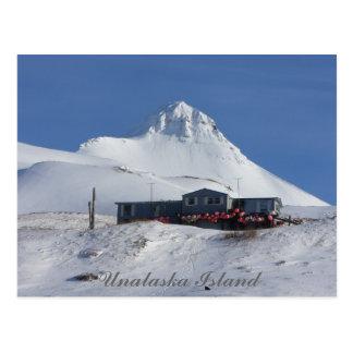 La casa de la boya debajo de la montaña de la pirá postales