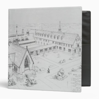 "La casa de la misericordia, Clewer Carpeta 1 1/2"""