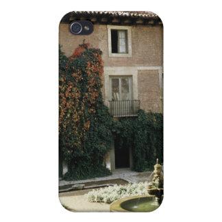La casa de Miguel Cervantes iPhone 4 Cárcasas