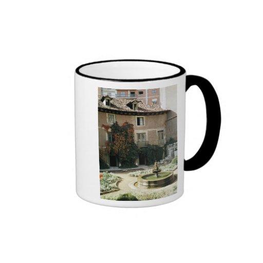 La casa de Miguel Cervantes Taza De Café