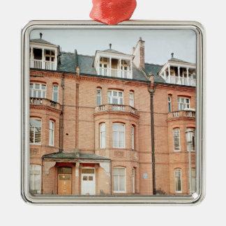 La casa de Oscar Wilde en la calle de Tite, Chelse Ornamente De Reyes