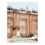 La casa de Oscar Wilde en la calle de Tite, Chelse Postales
