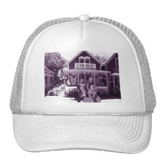 La casa de pan de jengibre gorro