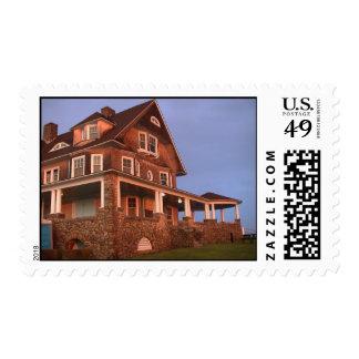 La casa de playa sello