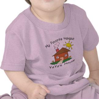 La casa de YaYa preferido de la lugar frecuentada Camiseta