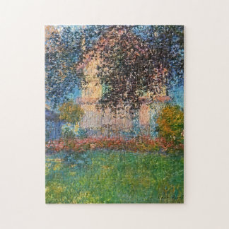 La casa del artista en bella arte de Argenteuil Puzzles Con Fotos