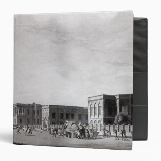 La casa del consejo, Calcutta