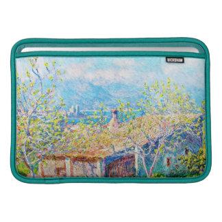 La casa del jardinero en Antibes Claude Monet Fundas Para Macbook Air