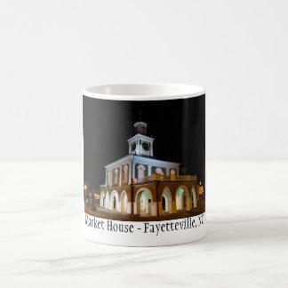 La casa del mercado taza