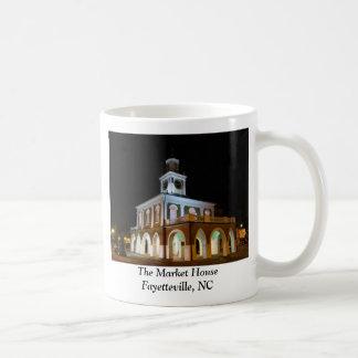 La casa del mercado taza clásica