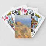 La casa del pescador en Varengeville Baraja Cartas De Poker