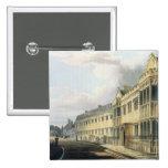 """La casa del primer amo, escuela de grada, de la """"h pin cuadrada 5 cm"""