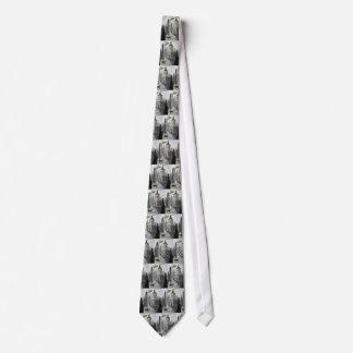 La casa en las maderas corbata personalizada