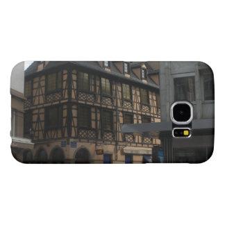 La casa Estrasburgo Francia de Kammerzell Funda Samsung Galaxy S6